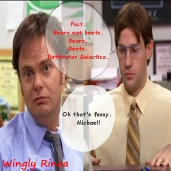 Dwight v.s Jim