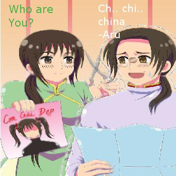 APH: Vietnam and china