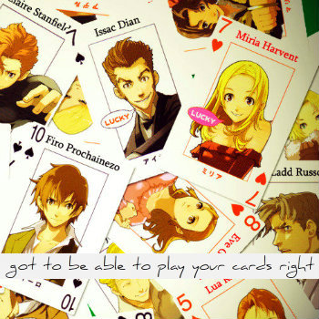 Cards [1]