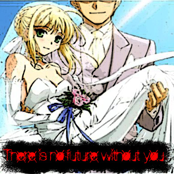 Shirou X Saber (The Wedding)