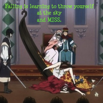 Grell's Fail.