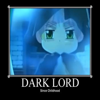 The TRUE Dark Lord
