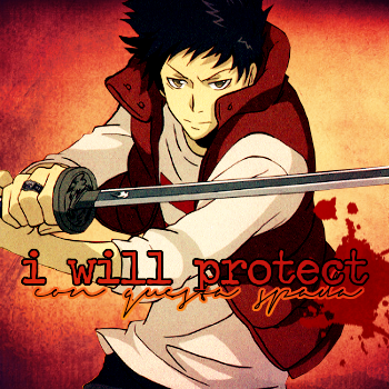 fight {to protect}