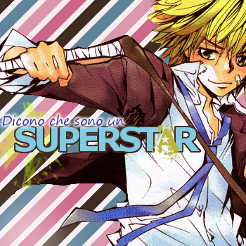 SuperstAr (Happy B-Day, TwinkLes-Chan!)