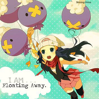 FLOATING-AWAY