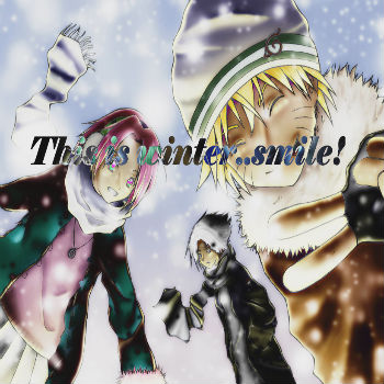Naruto Winter