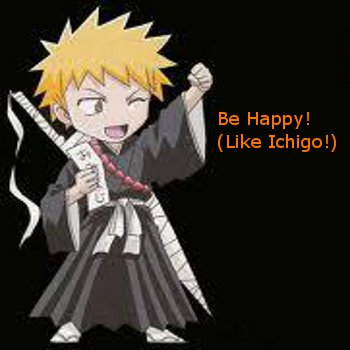 Ichigo's Happiness!