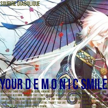 {{DEMON's SMILE}}