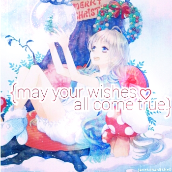 [merry wishes to you.]
