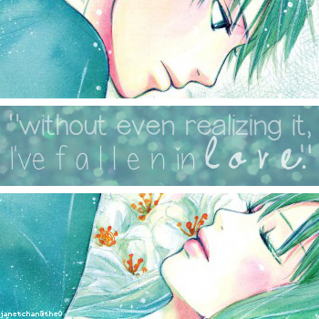 [my one and only.]