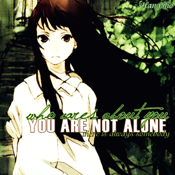 Not Alone!