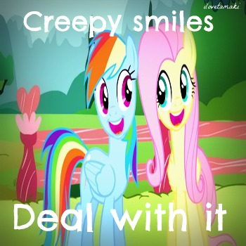 Creepy Smiles