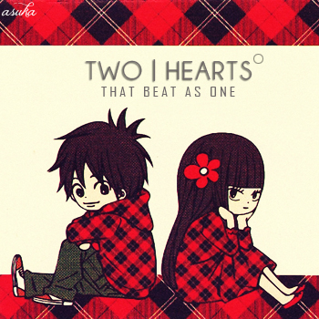 { Two | Hearts }