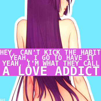 The Habit[Love Addict]