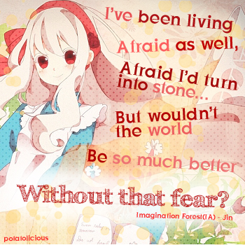 Without that fear?