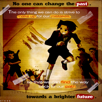 Towards a Brighter Future...