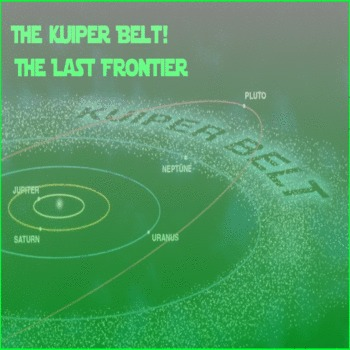 The (Green) Kuiper Belt