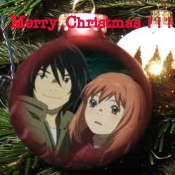 Eden of the East Christmas