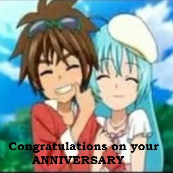 Have a great Anniversary