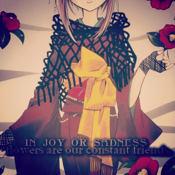 In joy or sadness