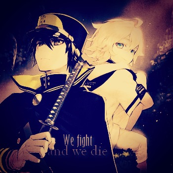 We fight