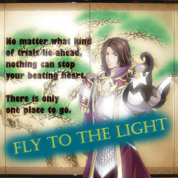 Fly to the Light