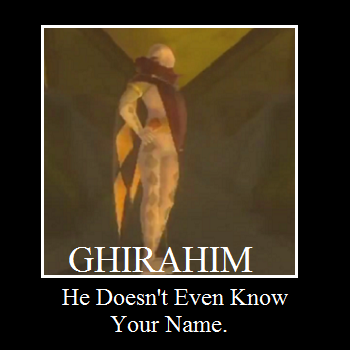 Ghirahim Is Forgetful
