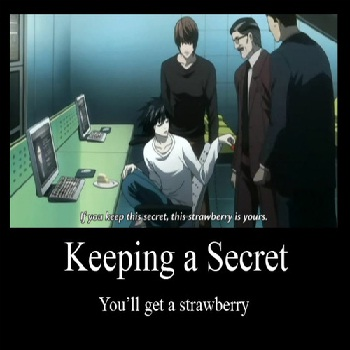 CAN YOU KEEP A SECRET!?