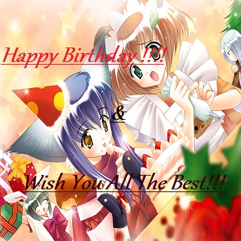 ~Wish You All The Best~
