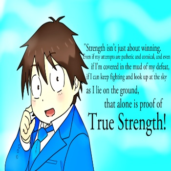 [ TRUE STRENGTH ]