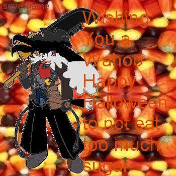 Happy Halloween From Lunatea Klonoa