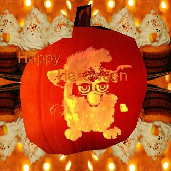 Another Furby Halloween